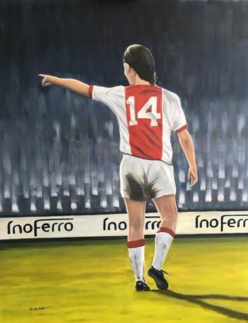 Legend Johand Cruijff #14