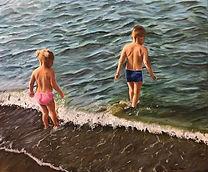 Schilderij Trudy Arts