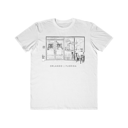 Storefront Tee Front View