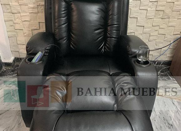 Sofá reclinable con sistema de vibración Premium excelente calidad