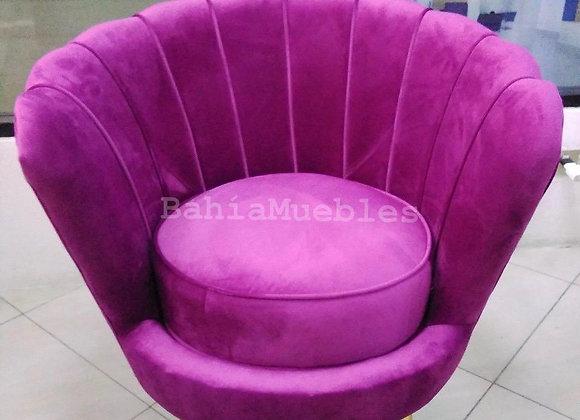 Concha velvet purpura