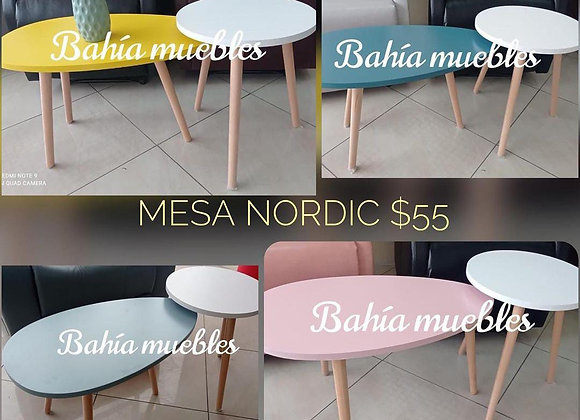 Mesa de Centro Nordic