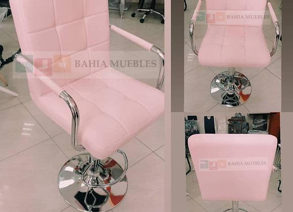 Taburete Brest Pink