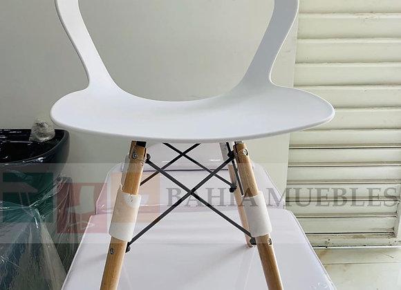 Silla Blanca Moderna Comedor