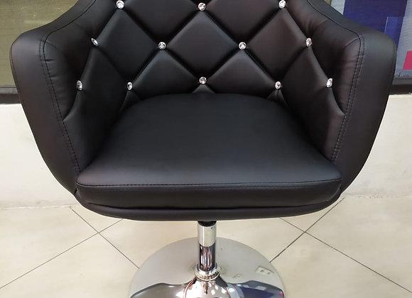Silla Diamante color negro