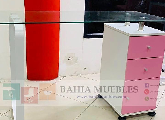 Mesa o escritorio en varios colores