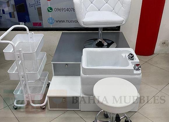 Productos Spa pedicure peluquería varios