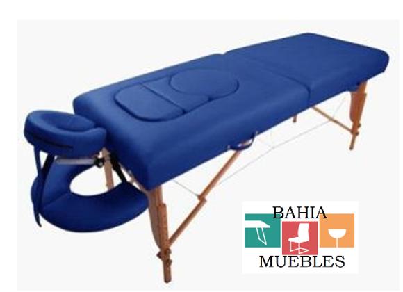 Mesa de masaje 2 SECCIONES PARA EMBARAZADAS
