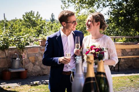Corona Hochzeit