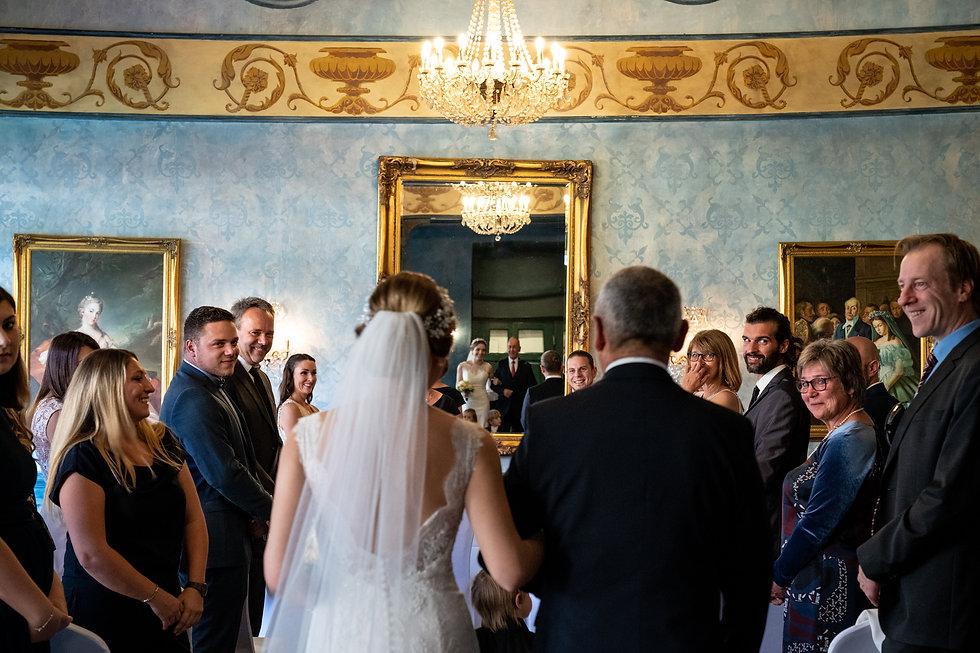 Hochzeitsfotografie Hochzeit