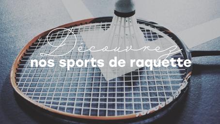 Sports de raquette