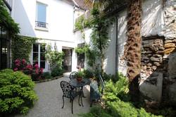 Jardin de Mathilde Nangis cour