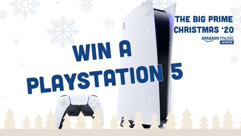 Win a PS5