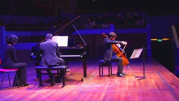 Chopin Cello Sonata, op.65 (Allegro Moderato)