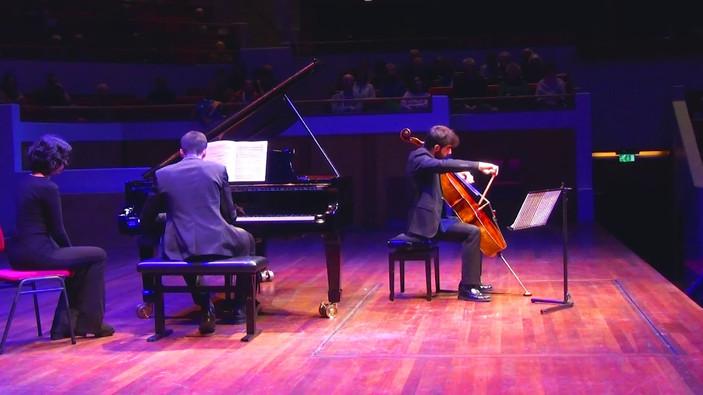 Chopin Cello Sonata in G minor, op.65