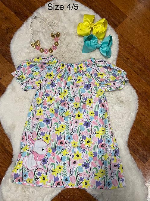 Bunny Lightweight Shirt Dress