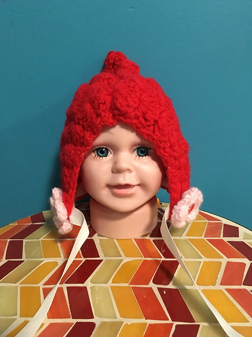 Newborn to Size 3month Knitted Hats