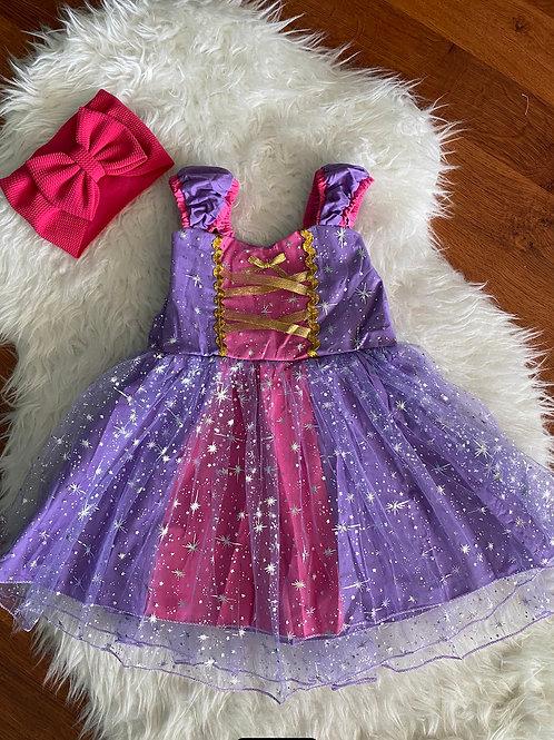 Rapunzel Sparkle Dress