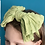 Thumbnail: Large Ruffled Bow Headwraps
