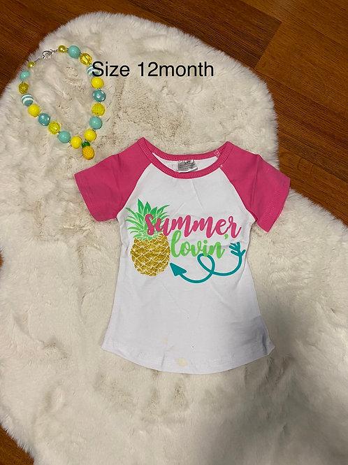 Summer loving shirt