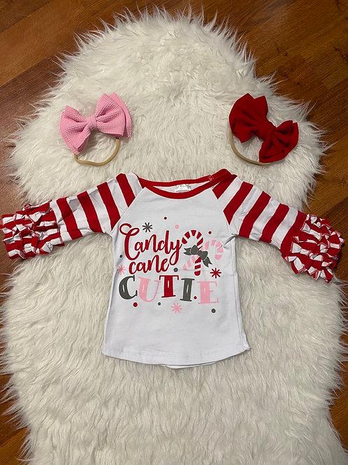 Candy Cane Cutie Shirt