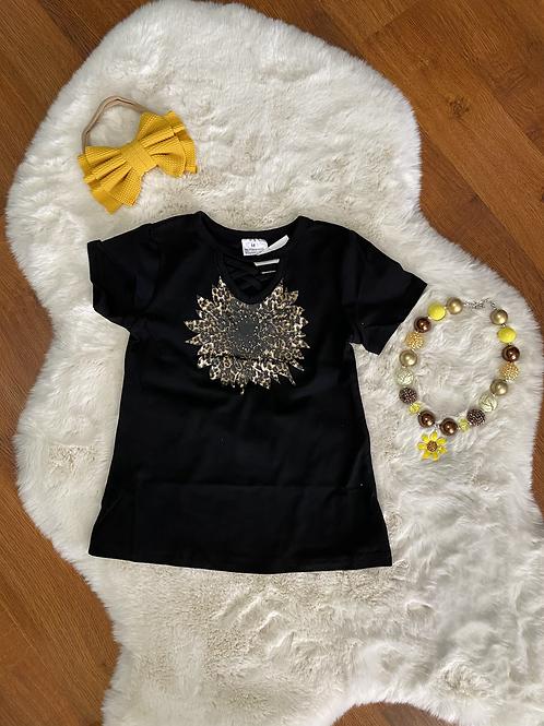 Sunflower Leopard Shirt