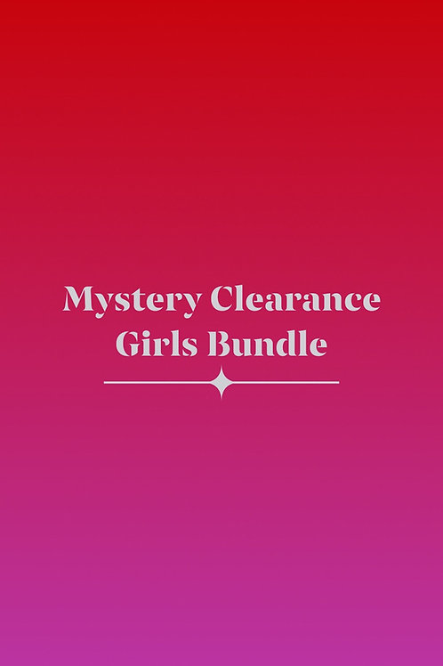 Mystery Clearance Girls Bundle
