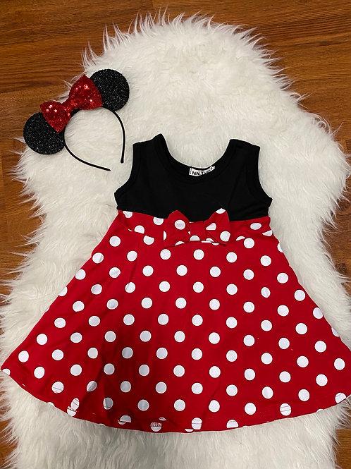 Minnie's Mini Dress