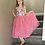 Thumbnail: Grey Flower Tutu Dress
