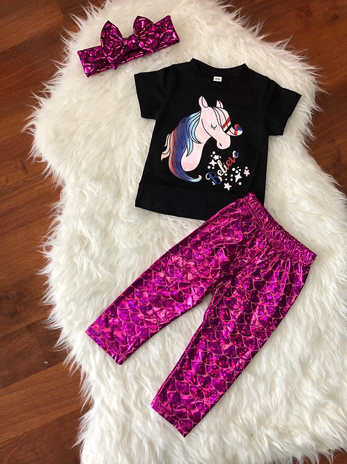 Unicorn/Mermaid Outfit