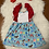 Thumbnail: Red Blue Farm Dress