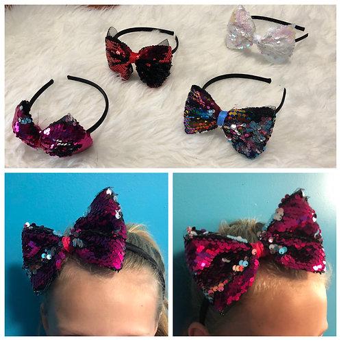 Bow Flippy Headband