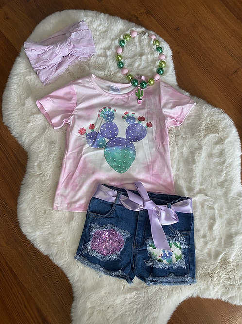 Cactus Jean Shorts Outfit