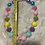 Thumbnail: Unicorn Rainbow Bubble Necklace