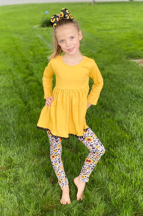 Sunflower Mustard Outfit