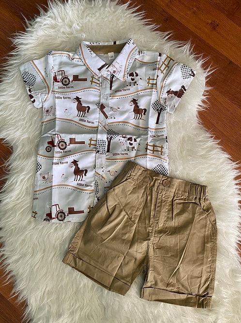 Little Farm Lightweight Outfit