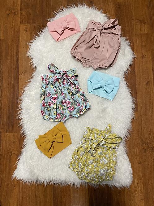 Paper bag Shorts #2