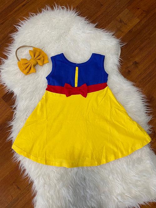 Snow White Beauty Dress