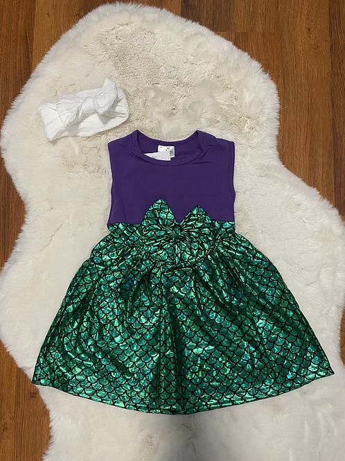 Mermaid Dress #3