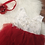Thumbnail: Red Sleeveless Tutu Dress