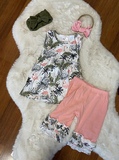 Flamingo Carpi Outfit