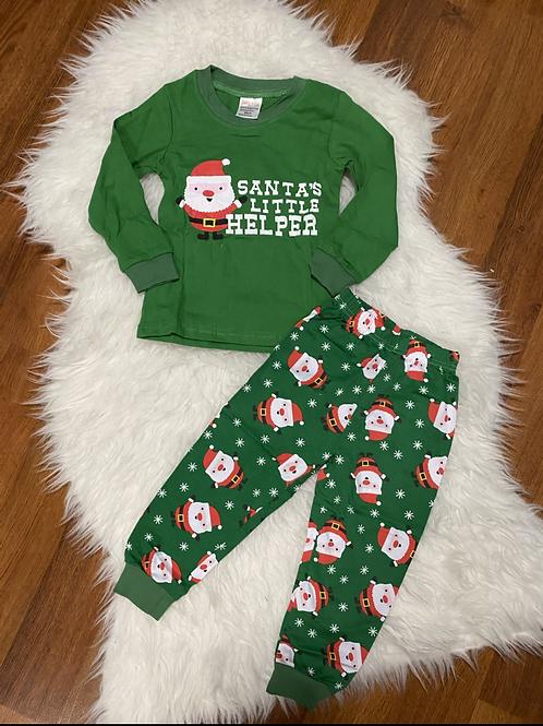 Santa's Helper Pj's
