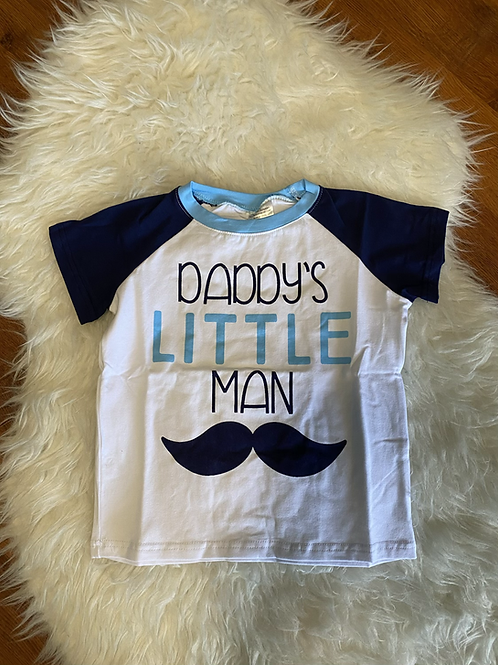 Daddy's Little Man Shirt