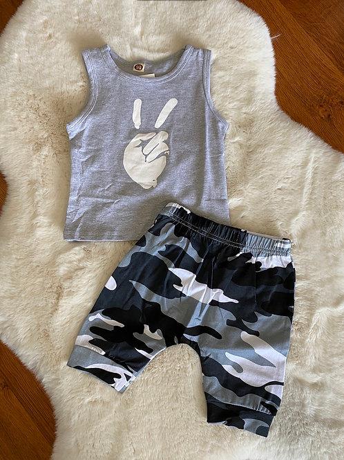 Peace Camo Outfit