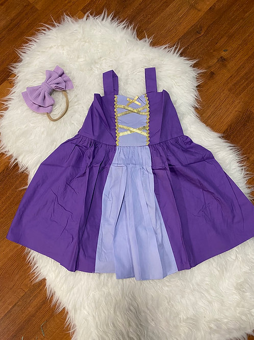 Rapunzel Dress #2