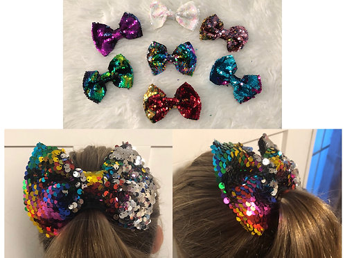 Flippy Bow Clips