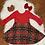 Thumbnail: Plaid Red Dress