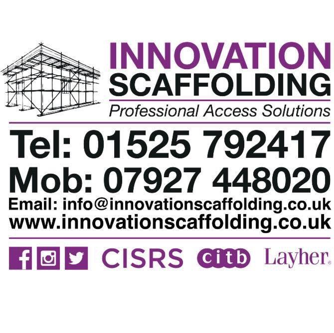 Innovation scaffolding