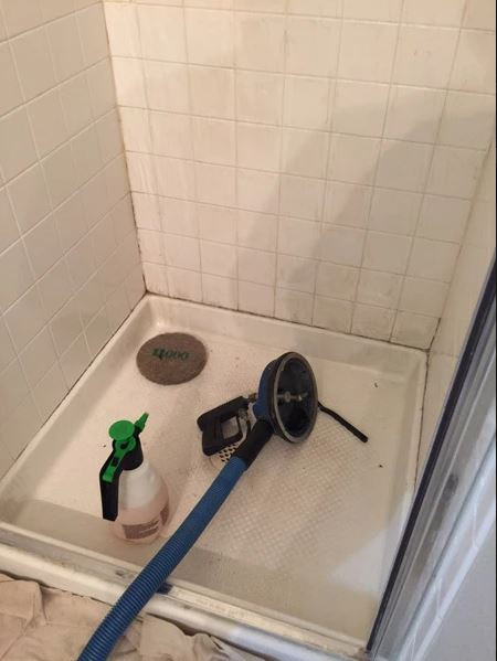 Tile &  Shower Cleaning