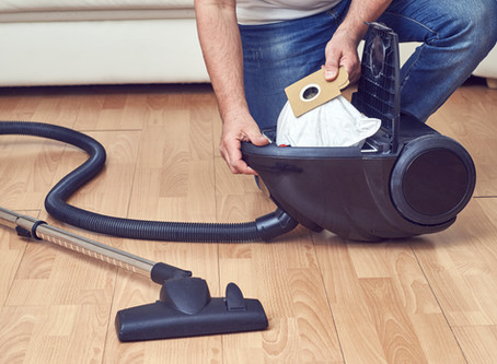 Maintenance Tips to help Prolong the Life of Your Vacuum